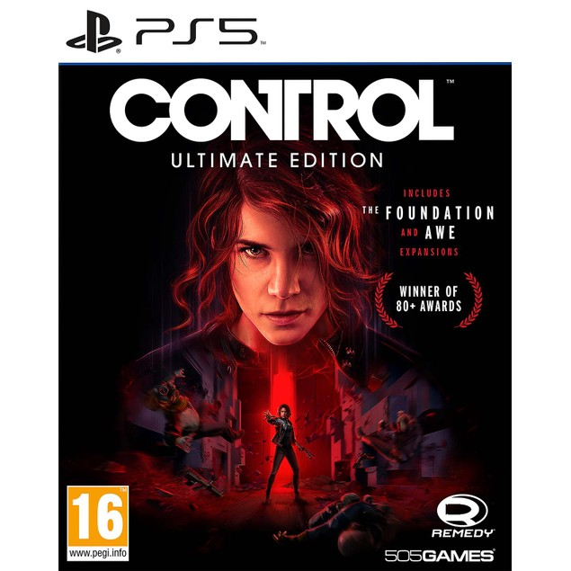 Control Ultimate Edition PS5 Game
