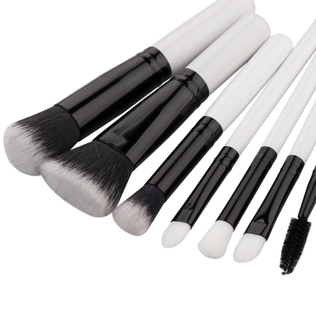 7PCS Make Up Foundation  Blush Cosmetic Concealer Brushes 5