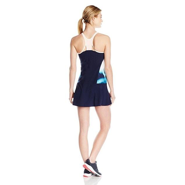 New Balance Women's Brunton Dress, Sunrise Glow,  SZ Medium