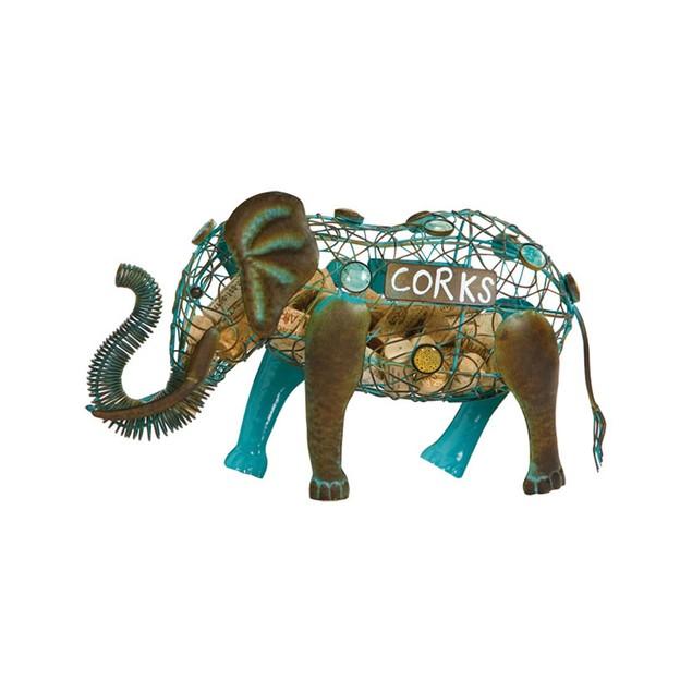 Picnic Plus Cork Caddy Elephant