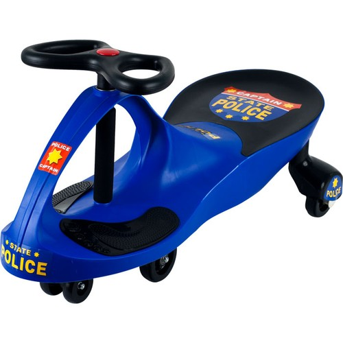 Wiggle Car Energy Powered Toddles Kids Ride on Toy Zip Zag