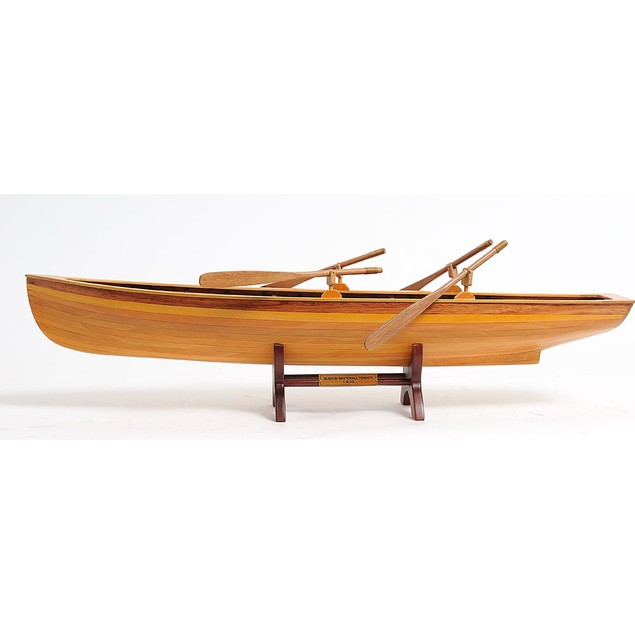 Old Modern Handicrafts Boston Whitehall Tender-A Classic Rowing Boat Model