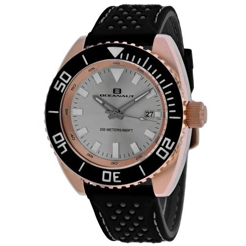 Oceanaut Men's Silver Dial Watch - OC0523