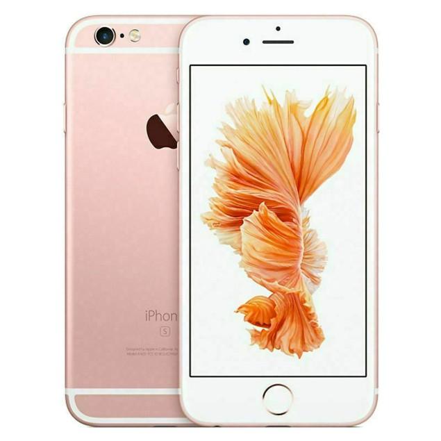 Apple iPhone 6s Plus 32GB Verizon GSM Unlocked T-Mobile AT&T 4G LTE Smartphone Rose Gold - B Grade