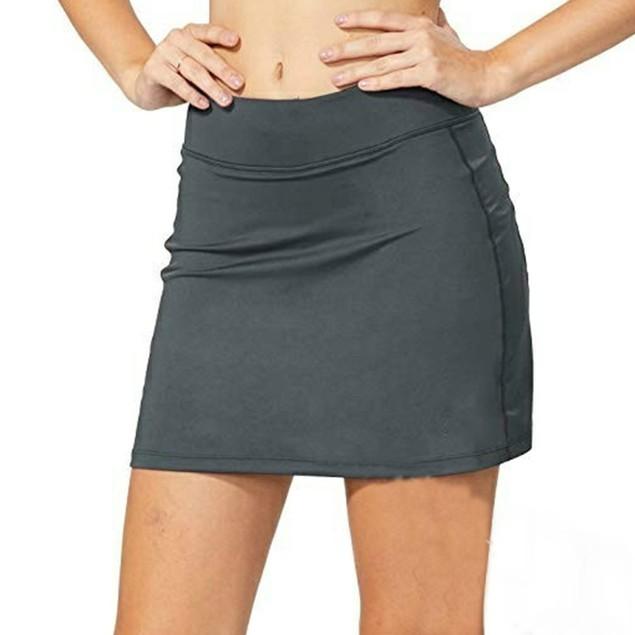 Women's Athletic Skorts Stretch Golf Tennis Skort Running Skirts