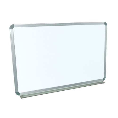 """Luxor 36"""" x 24"""" Wall - Mounted Magnetic Whiteboard"""