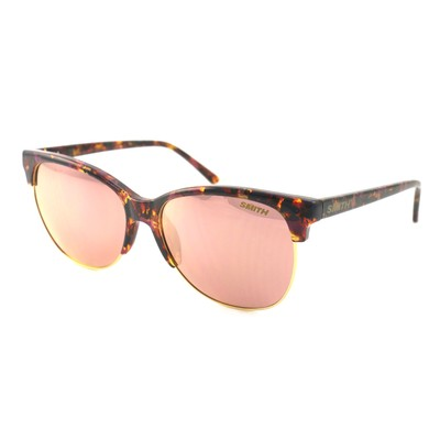 Smith Women Sunglasses Rebel WJ9 Violet Havana 58 15 140 Oval
