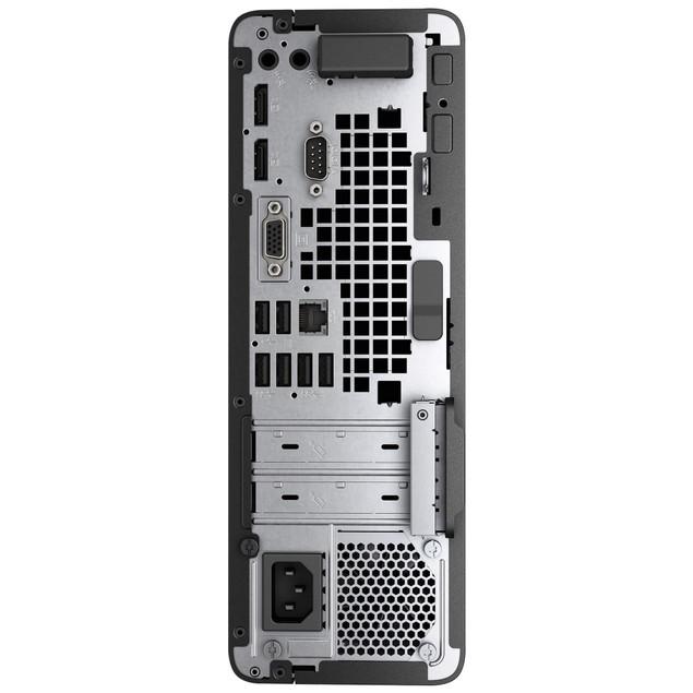 """HP 600 G3 Small Form Factor Intel i5 8GB 240GB SSD Win 10 Pro 24"""""""