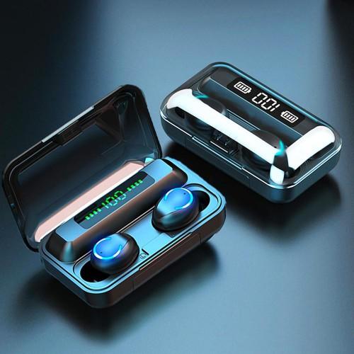 Bluetooth Wireless earbuds F9-9 TWS Earphones BT 5.0 Headset