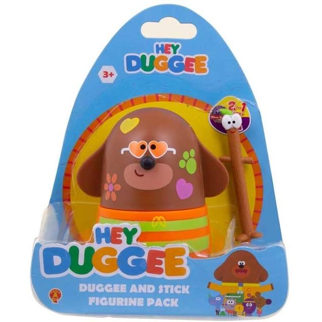 Hey Duggee Duggee and Stick Figure Pack
