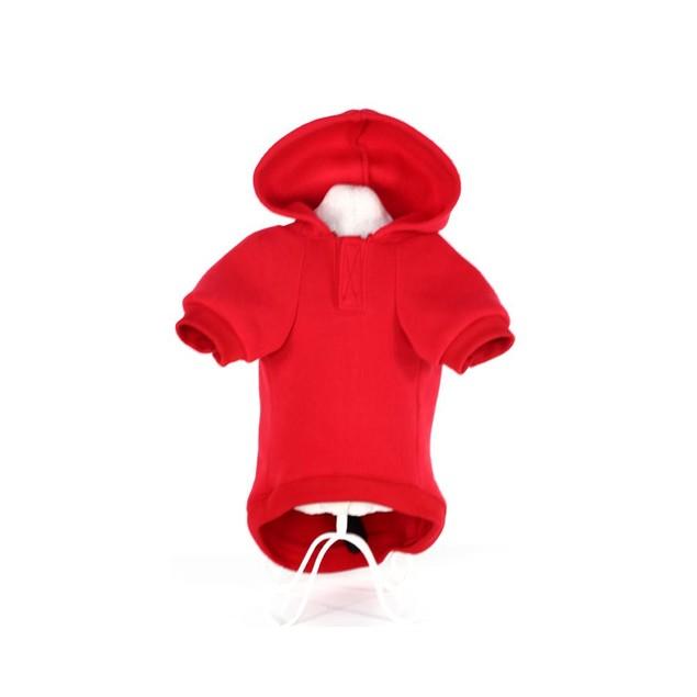 Pet Life Christmas Holiday Themed LED Hooded Pet Sweatshirts