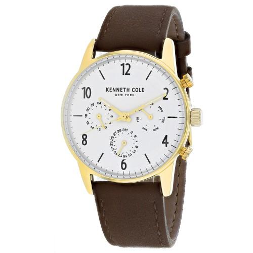 Kenneth Cole Men's Dress Sport White Dial Watch - KC50953004