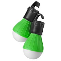 4-Pack Massimo Battery Powered Emergency Light Bulbs