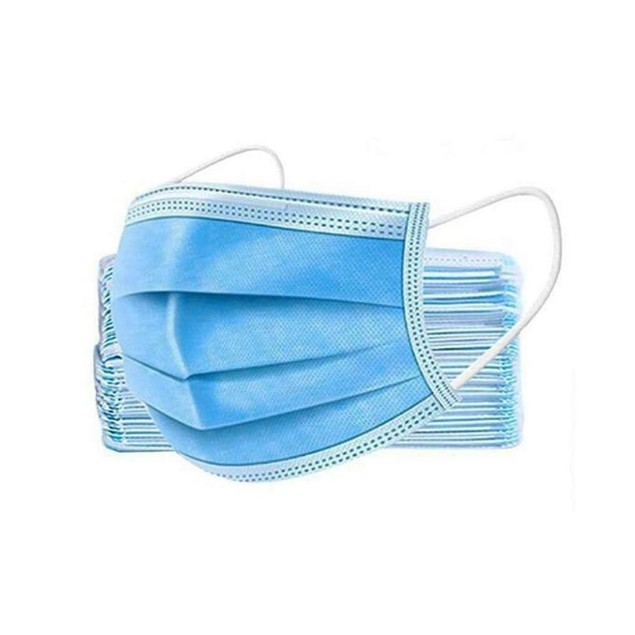 50 Pack Kids Size Disposable Mask