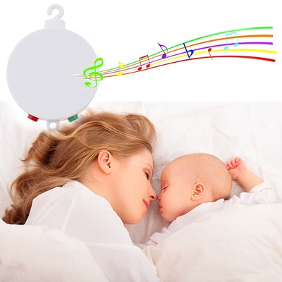 Baby Musical Mobile Plays Twelve Tunes, Pass CE/RoHs Standard Many Songs
