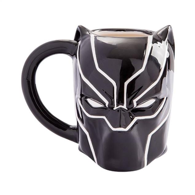 Black Panther 20 oz. Ceramic Sculpted Mug