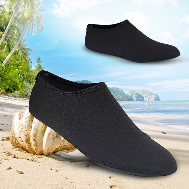 Odoland Men Women Water Skin Shoes, Quick-dry & Anti-slip, Lightweight