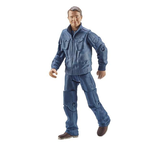 "Doctor Who - Graham Obrien 5.5"" Action Figure"