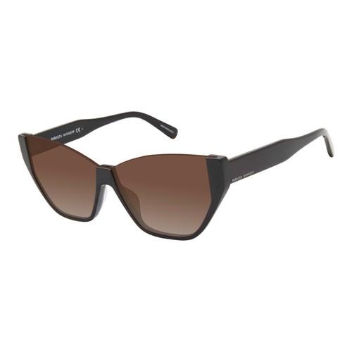 Rebecca Minkoff Women Sunglasses RMSELMA2S 0807 Black 99 1 140 Cat Eye/Butterfly