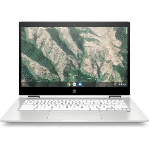 "HP x360 14B-CA0013 14"" 32GB Intel Celeron N4000,Ceramic White"