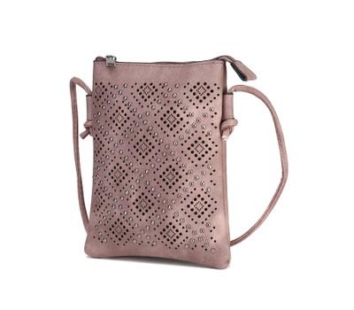 MKF Collection Leysha Crossbody Bag by Mia K. Was: $109 Now: $17.99.