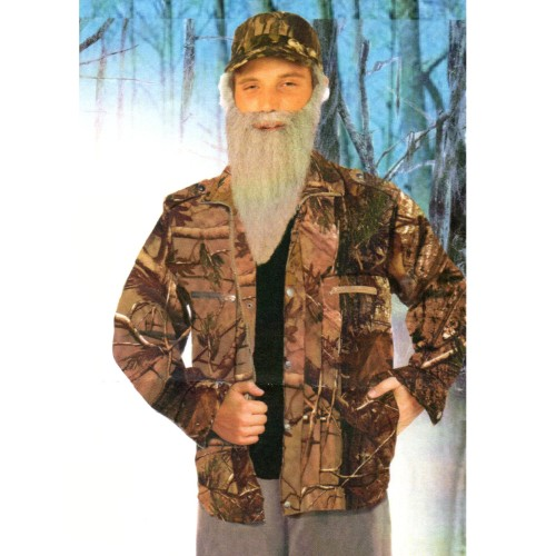 Hunting Man Camouflage Jacket