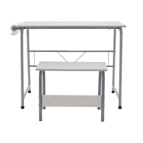 Craft Accents Kids Project Center Includes Art Learning Table with Bench