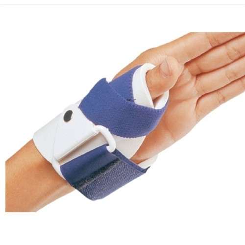 Donjoy Procare Thumb Guard Hook & Loop Closure, Moldable Outer Shell,