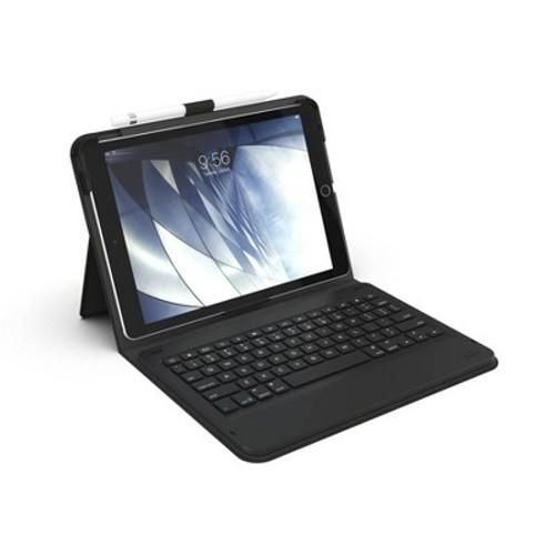 ZAGG Apple-iPad 10.5 Keyboard-Messenger Folio-Charcoal