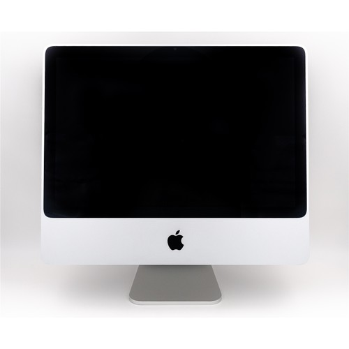 "Apple 20"" iMac MC015LL/B (Core 2 Duo, 4GB RAM, 500GB HDD) - Grade A"