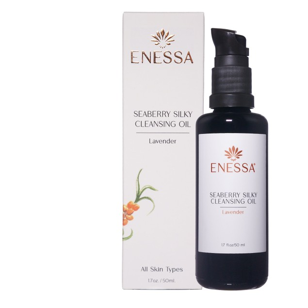 Seaberry Silky Cleansing Oil