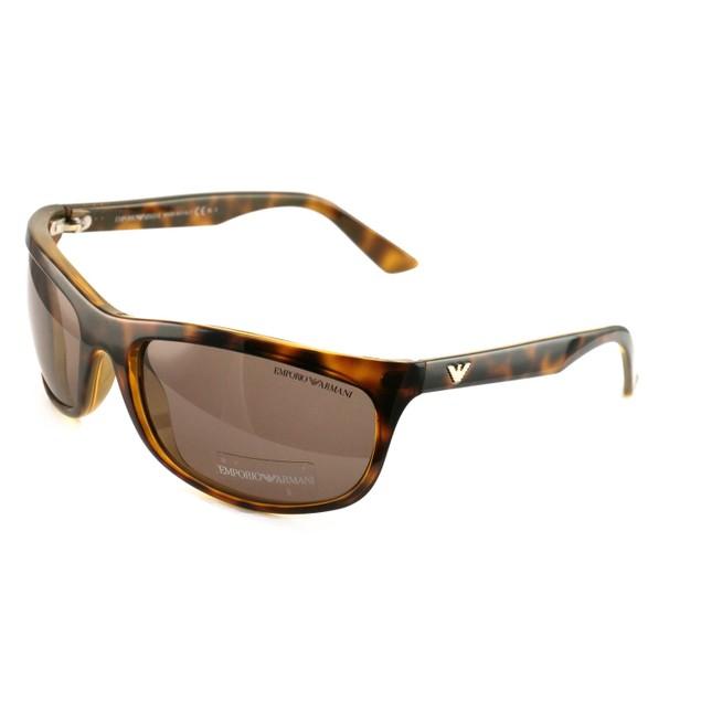 Emporio Armani Men's Sunglasses EA9798/S 791SB Havana 62 19 135 Full Rim