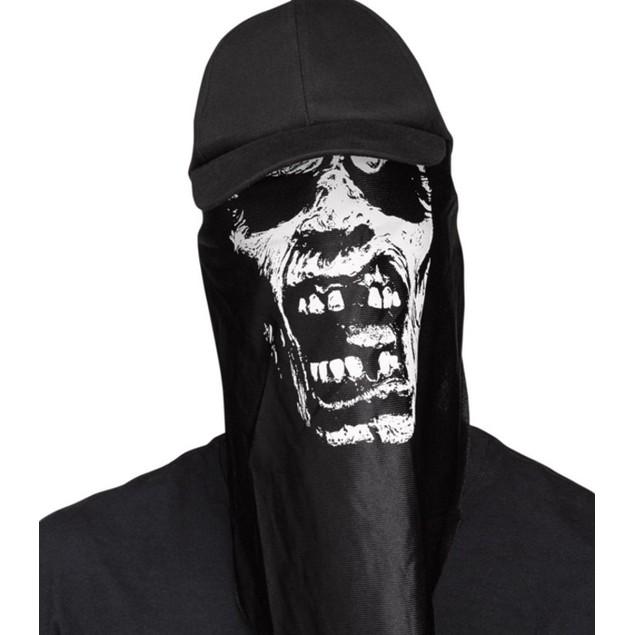Creature Cap Scream 4 Halloween Movie Serie Costume Accessory Adult