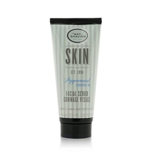 The Art Of Shaving Facial Scrub - Peppermint Essential Oil (For Sensitive Skin)