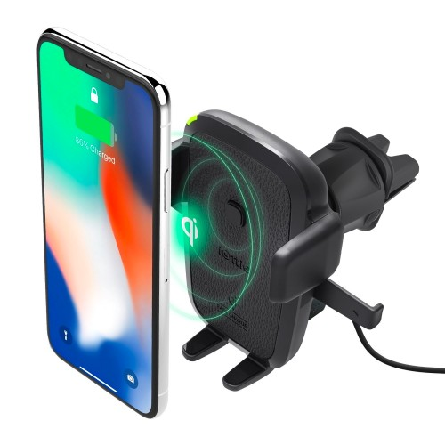 iOttie Easy One Touch Qi Wireless Charger Vent Mount