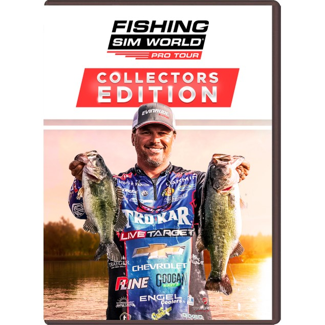 Fishing Sim World 2020 Pro Tour Collectors Edition PC Game