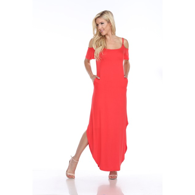 Lexi Maxi Dress - 9 Colors - Extended Sizes