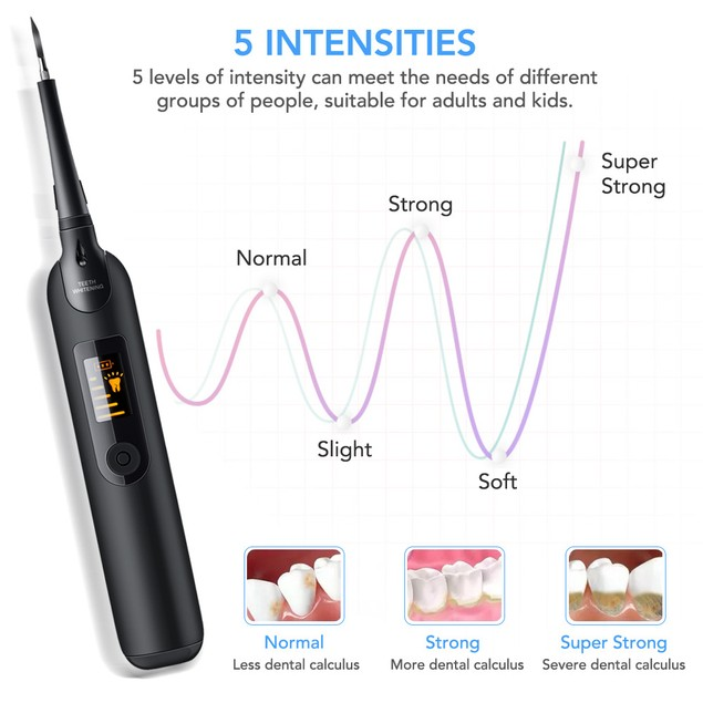 Dental Scaler Household Portable Electric Dental Care Tool Beauty Dental Instrument Sonic Tartar