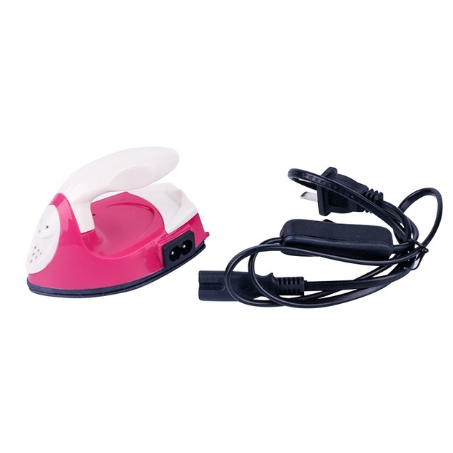 Mini Electric Travel Iron