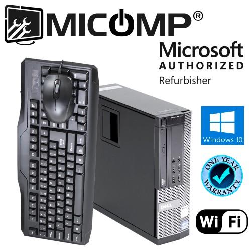 Dell 9010 Desktop Intel i5 8GB 500GB HDD Windows 10 Professional