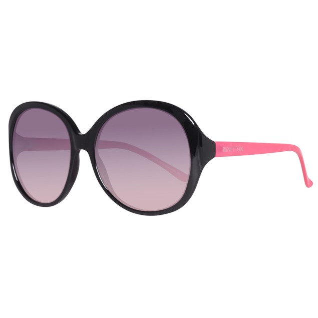 SUNGLASSES BENETTON  BLACK-PINK  WOMAN BE984S01