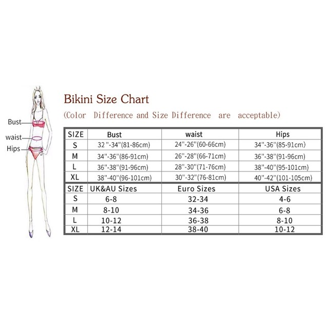 Black Bikini Three-point Swimsuit