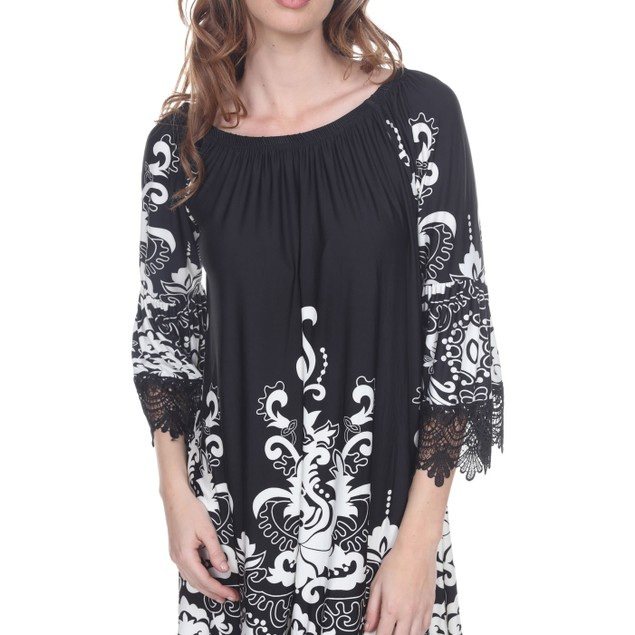 Uniss Dress - 3 Colors - Extended Sizes
