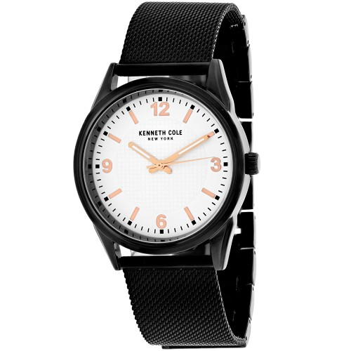 Kenneth Cole Men's Classic Silver Dial Watch - 10030647