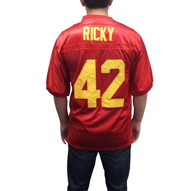 Ricky Baker #42 Football Jersey