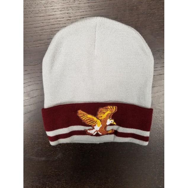Eagle Gray Beanie Hat
