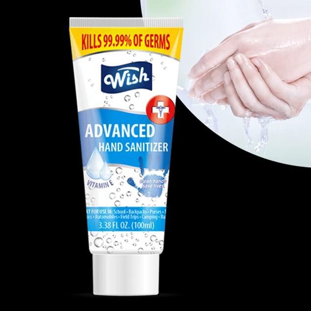 Wish 3.38 oz (100ML) Hand Sanitizer