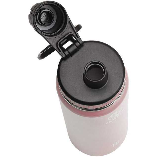2-PACK Takeya Originals Spout Bottle w/ Leak-proof Lid, 36 Oz(18 Oz. Ea.),