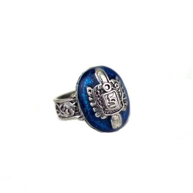 Damon Salvatore Daylight Family Crest D Ring