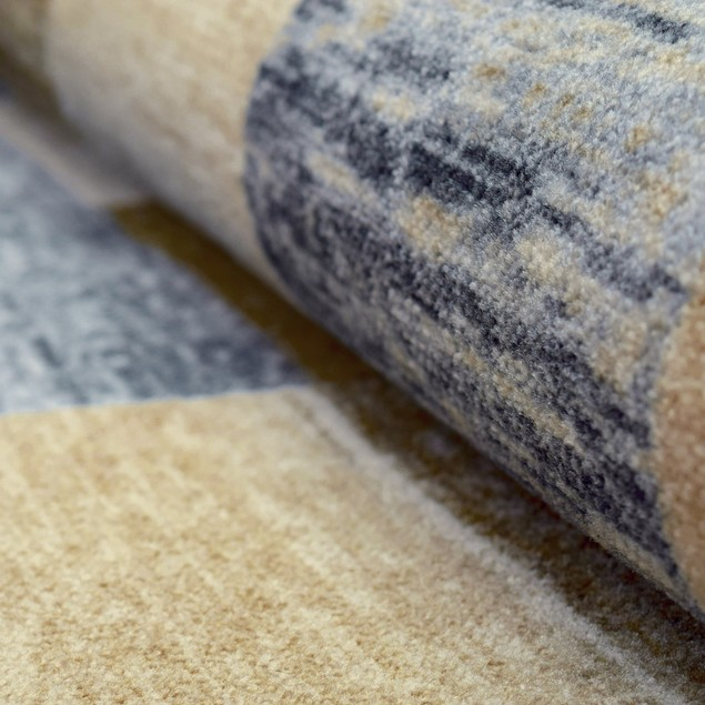 Lockwood Rustic Non-Slip Indoor Area Rug